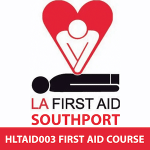 LA First Aid First Aid Course Southport