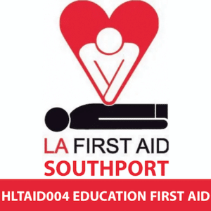 LA First Aid Education Aid First Aid Course Southport