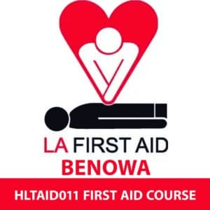 First Aid Course Benowa