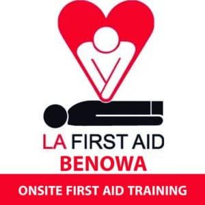 Onsite First Aid Training Benowa